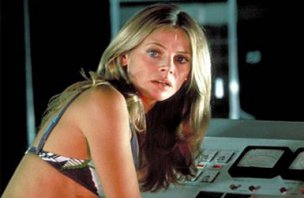 Britt Eklund James Bond