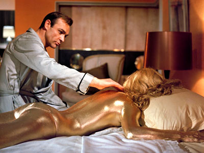 Goldfinger, Sean Connery