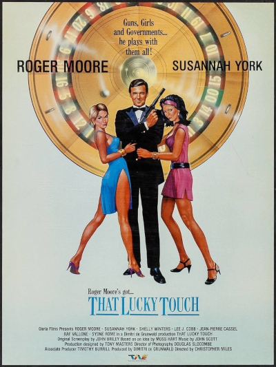 that lucky touch roger moore