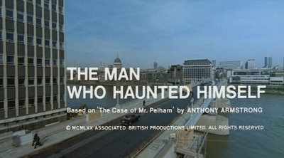 The Man Who Haunted Himself Moore